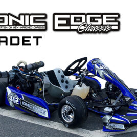 Complete Cadet IONIC Edge Chassis