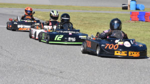 Macon Moore leads 206 Junior racing at Jacksonville